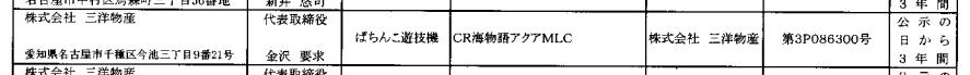 CR海物語アクアMLC三洋より検定通過 コンサバティブなユーザーに馴染むか?