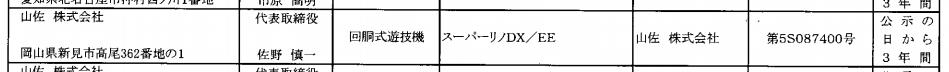 【スーパーリノも確認】懐かし名機「リノシリーズ」が復活/山佐から「リノNGTCC」検定通過
