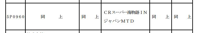 【別スペックも確認】今度の海物語はスーパー+ジャパン/CRスーパー海物語INジャパン検定通過