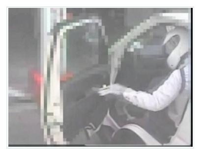 【容疑者の映像公開】景品交換所で強盗事件/これまでの事件との違いは「車ごと奪う」という手口