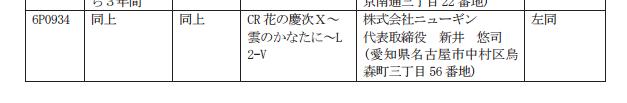 【試打動画追加】CR花の慶次X(いくさ)検定通過/最新シリーズは2400発出玉・新筐体採用