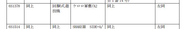 【速報】大都さんからパチスロケロロ軍曹が検定通過/1999年から現在も連載中