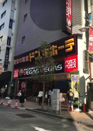【数値追加】新宿駅東南口から徒歩0分。ベガスベガス新宿東南口店について配信